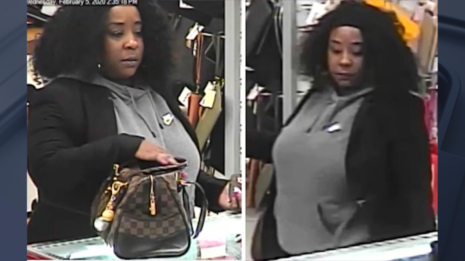 V SANDY SPRING PURSE SNATCHER 10P 00.00.05.12